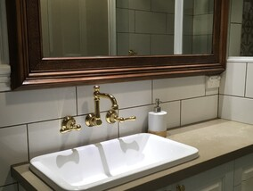 bathrooms tiling bathroom vanity get hammered builder carpenter narellan vale campbelltown oran park cobbitty