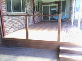timber decks decking get hammered builder carpenter narellan vale campbelltown oran park cobbitty