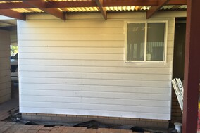 weatherboard sheeting get hammered builder carpenter narellan vale campbelltown oran park cobbitty